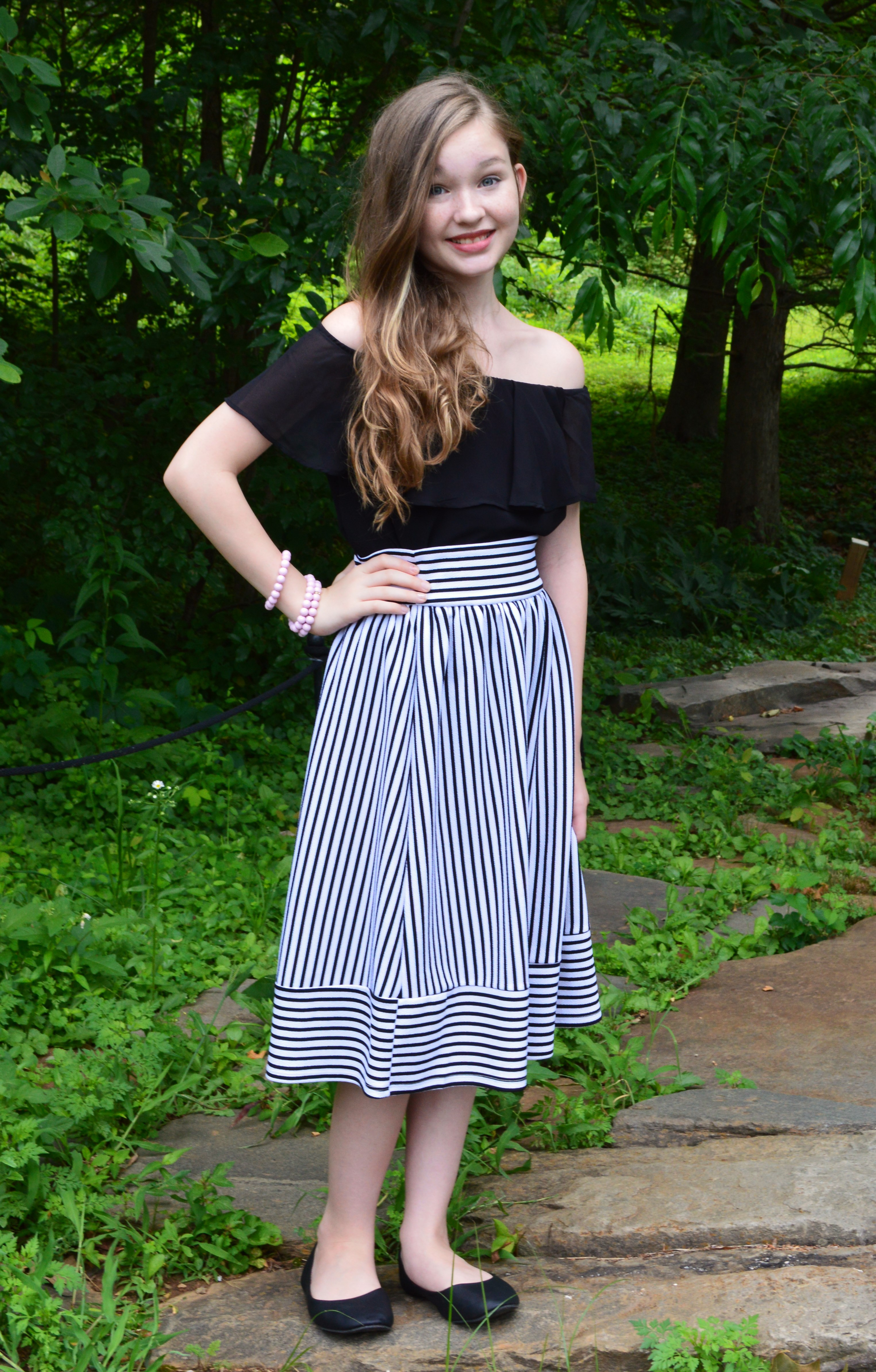 midi skirt | The Trend Sisters